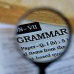 「文法」は英語で何と言う?【文法について英語で質問】